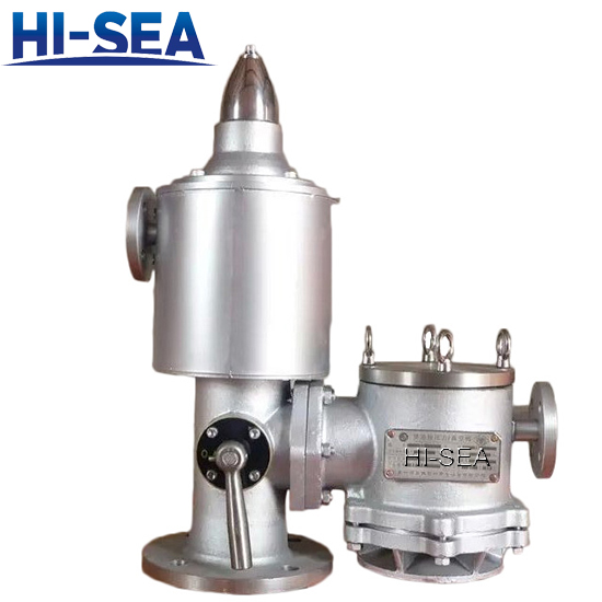 Stainless Steel High Velocity Relief Valve