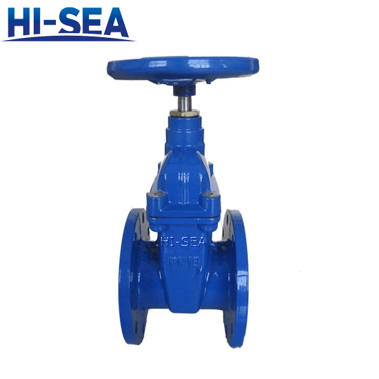 Marine DIN Cast Iron Gate Valve