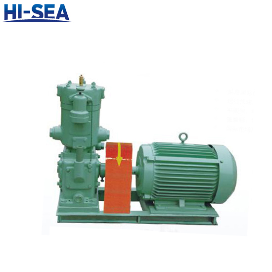 SHC-55A Water Cooling Air Compressor