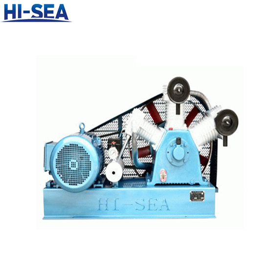 Water Cooling Marine Air Compressor