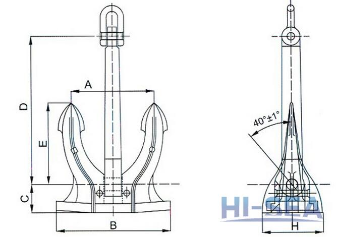 Type M Speck Anchor