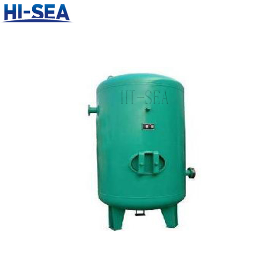 Medium Pressure Air Receiver Tank