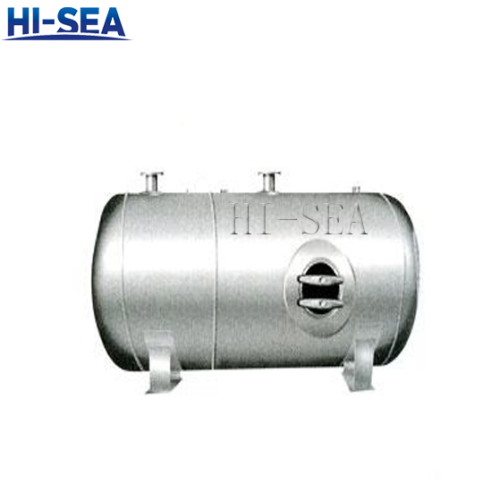 Medium Pressure Air Receiver