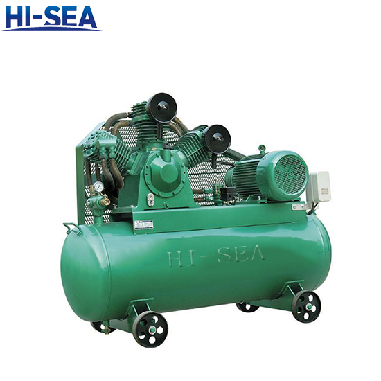 Marine Air Compressor And Receiver