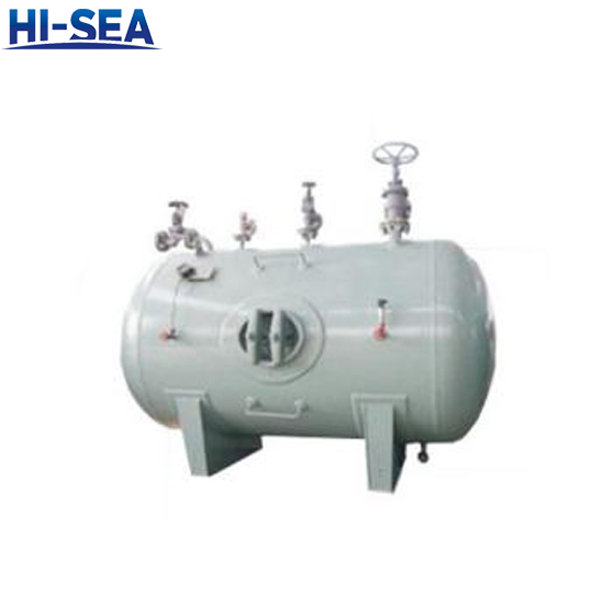 Horizontal Marine Air Receiver