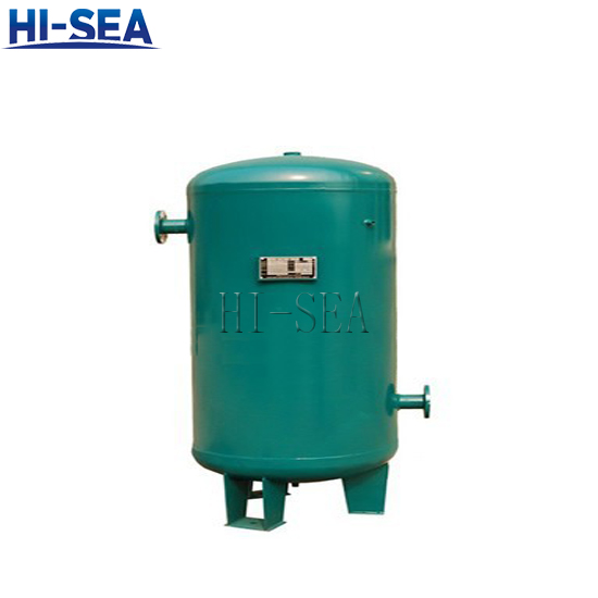 A0.25-1.0 Vertical Marine Air Receiver Tank