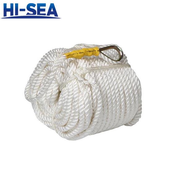 52mm Mooring Towing Rope
