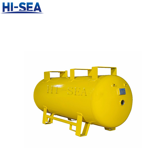 B0.63-1.0 Marine Low Pressure Air Receiver Tank