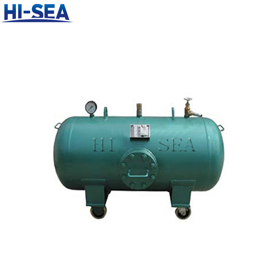 B0.8-3.0 Horizontal Medium Pressure Air Receiver