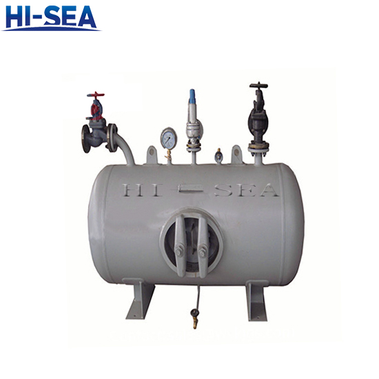 B1.6-3.0 Marine Medium Pressure Air Receiver