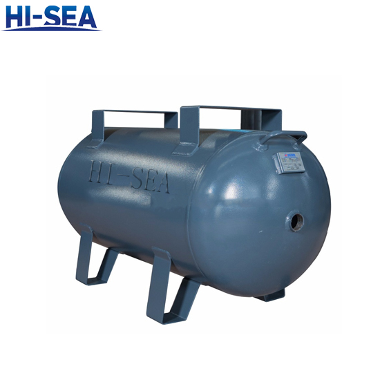 B8.0-3.3 Vertical Type Medium Pressure Air Receiver