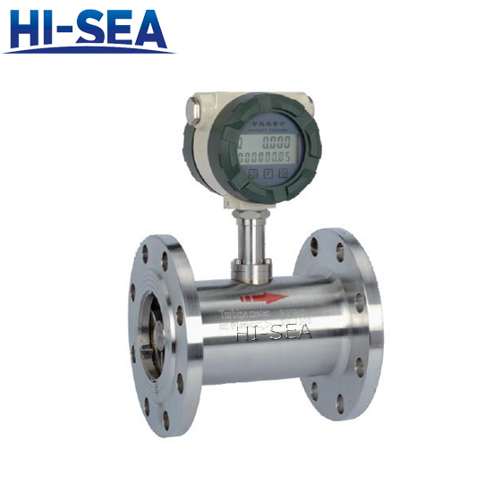 Crude Oil Flow Meter