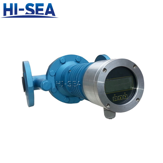 Marine Oval Gear Fuel Flow Meter