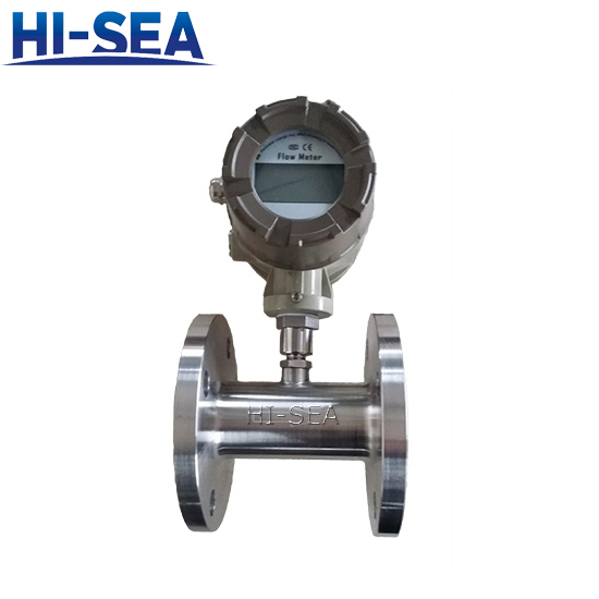 Marine Turbine Fuel Flow Meter