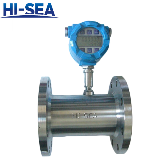 Marine Fuel Flow Meter