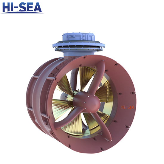 Marine Fixed pitch Tunnel Thruster