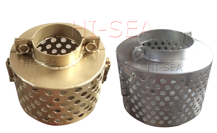 Marine Suction Filter Screen