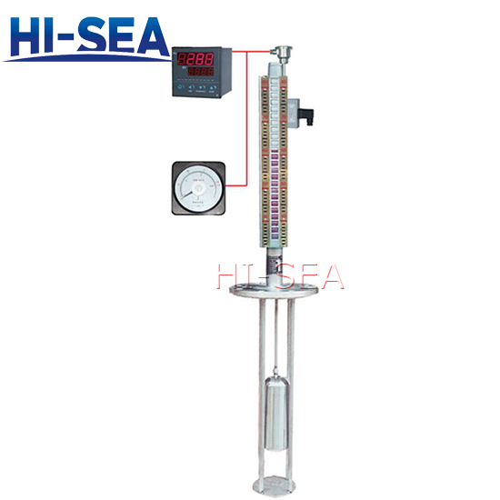 UHZ-515 Marine Magnetic Float Type Level Gauge