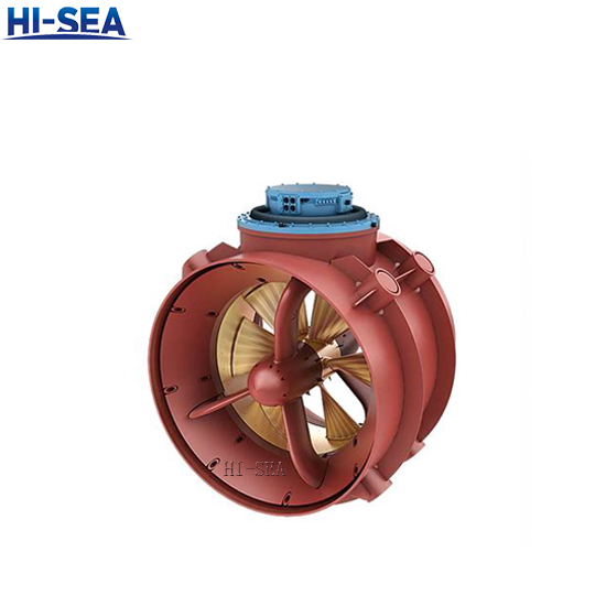 Marine Electric Tunnel Thruster