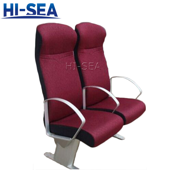 Ferry Passenger Seat with Armrest
