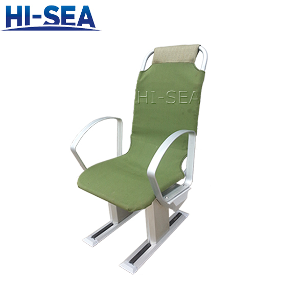 Marine Ferry Passenger Seats with Fixed Backrest