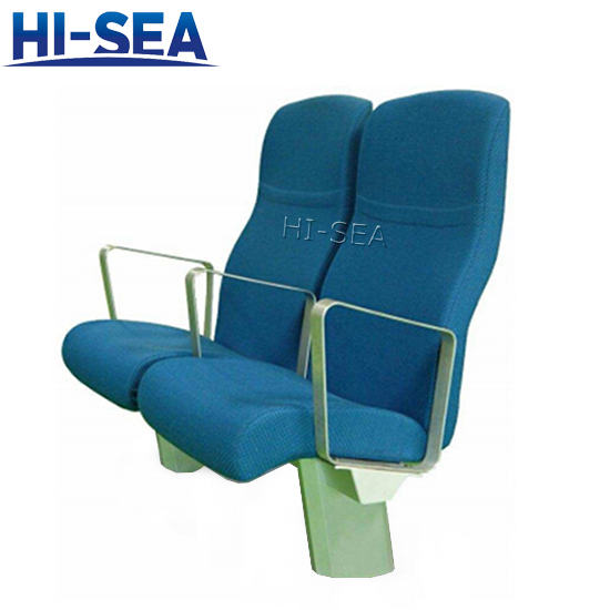 Marine Passenger Chair with Aluminum Frame