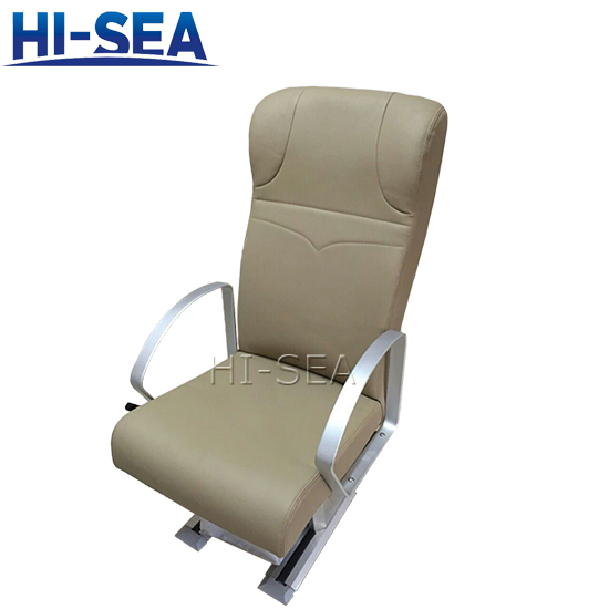 Ferry Boat Passenger Chair with Thick Backrest