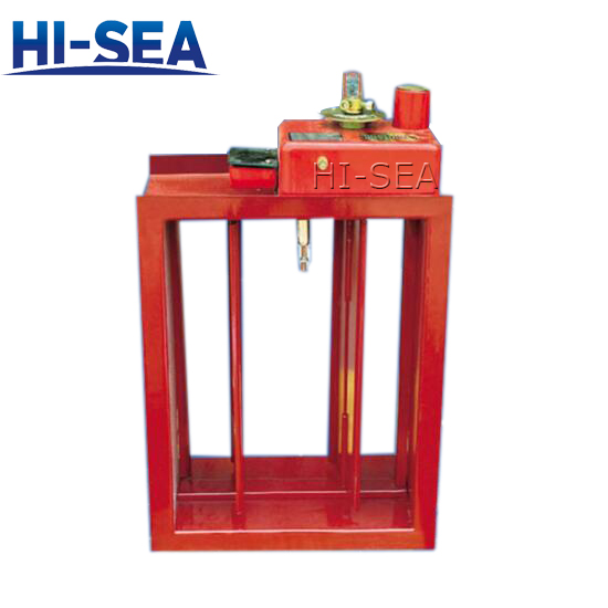 Electrical Type Fire Damper