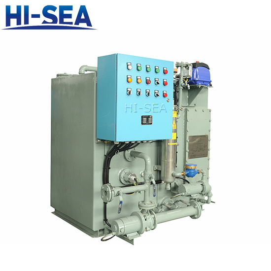 Marine Toilet Water Treatment Unit