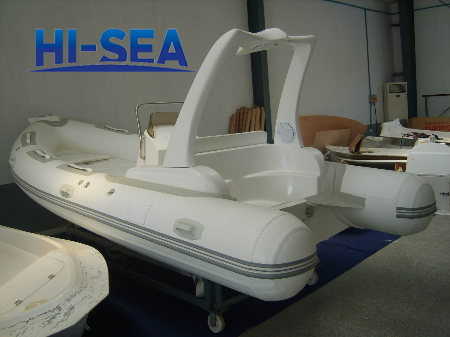 inflatable boat e1