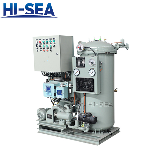 Marine Oil and Water Separator
