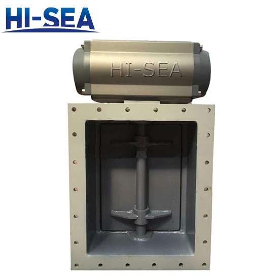 Marine Watertight Damper