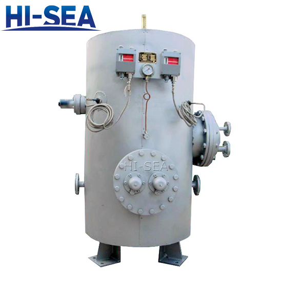 ZRG Series Steam Heating Hot Water Tank