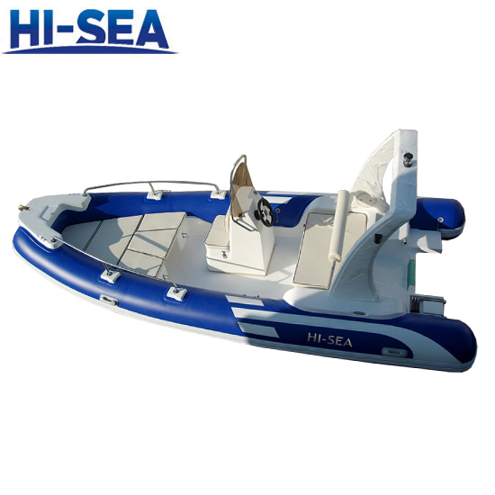 15 Persons Fiberglass Inflatable Boat