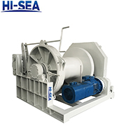 150kN Electric Single Drum Winch