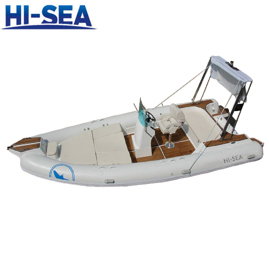 12 Persons Inflatable Boat With Plywood Floor