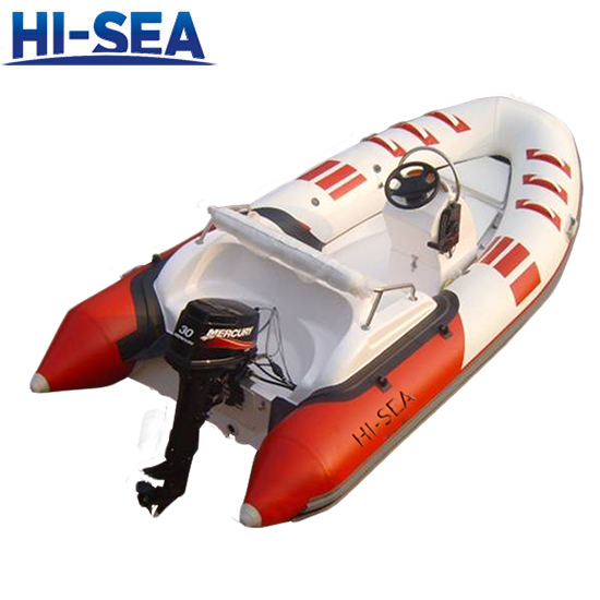 7Persons RIB Boat With Engine