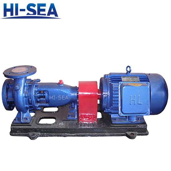 CIS Series Marine Horizontal Centrifugal Pump
