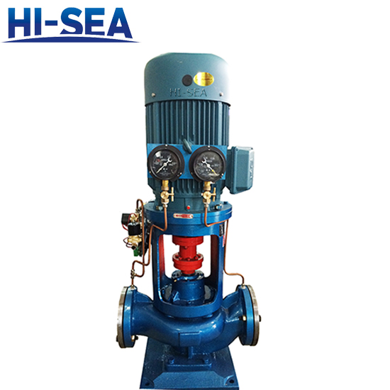CLH Series Marine Vertical Centrifugal Pump