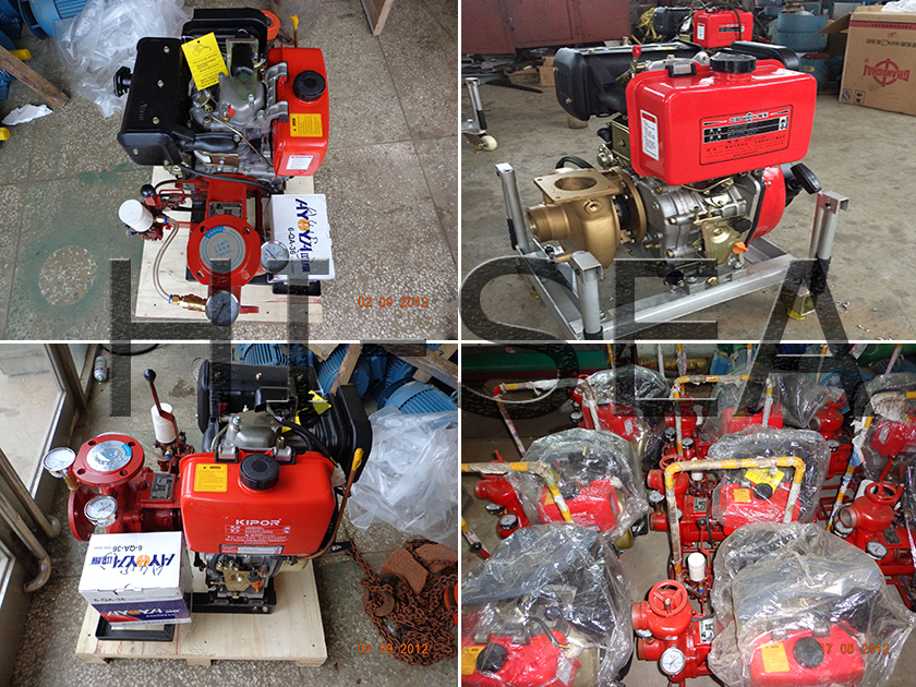 The Picture of CWY Series Marine Diesel Emergency Fire Pump1