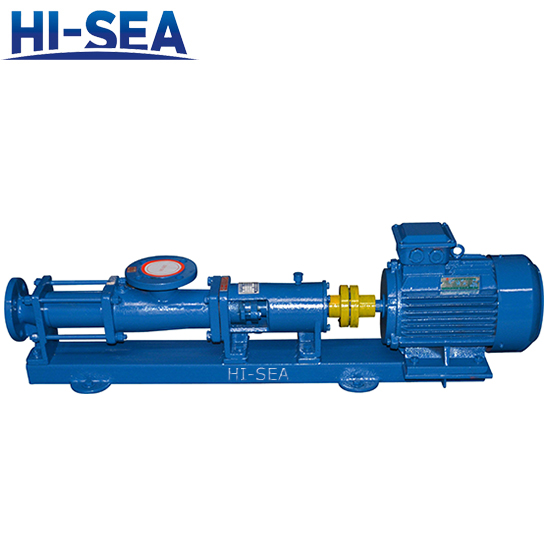 G Series Marine Single Screw Pump