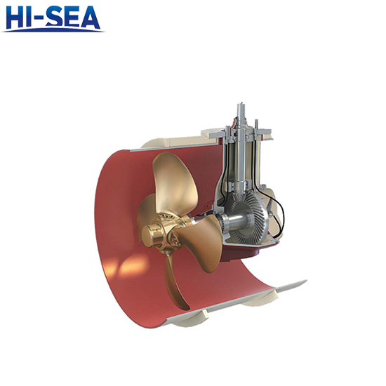 Marine Electrical Stern Tunnel Thruster