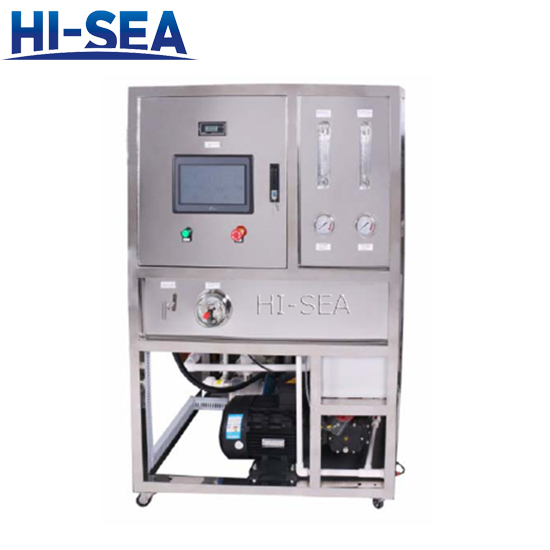 Seawater Desalination Plant - Hi-sea