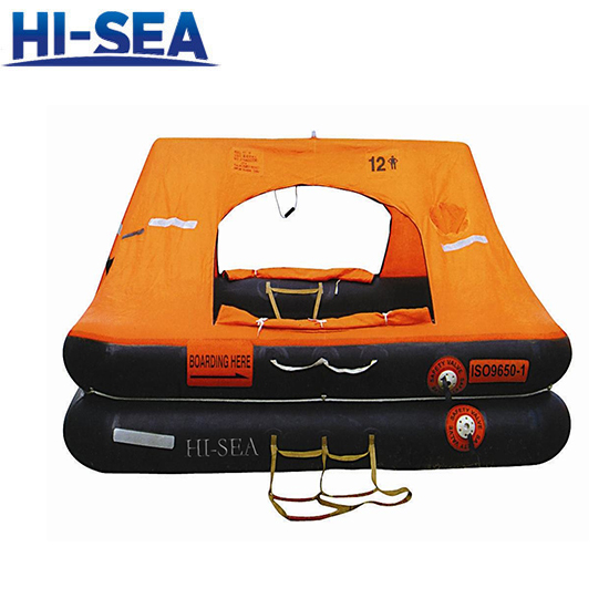 SOLAS Approval Inflatable Liferaft