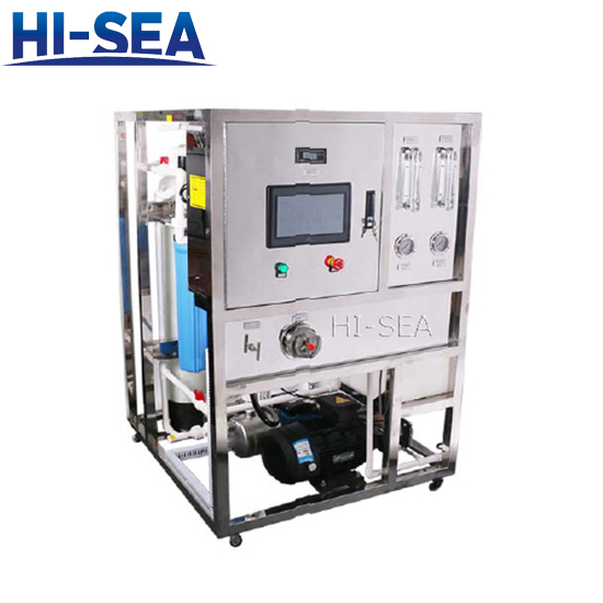 Seawater Desalination Device