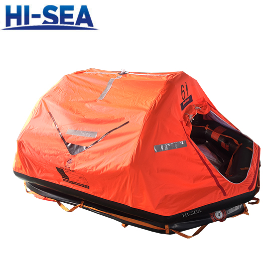 Fishing Inflatable Liferaft