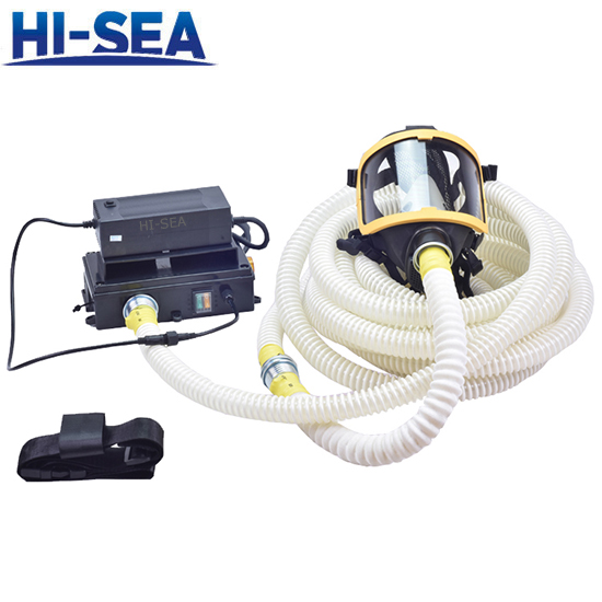 Electric Air Supply Type Long Tube Air Respirator
