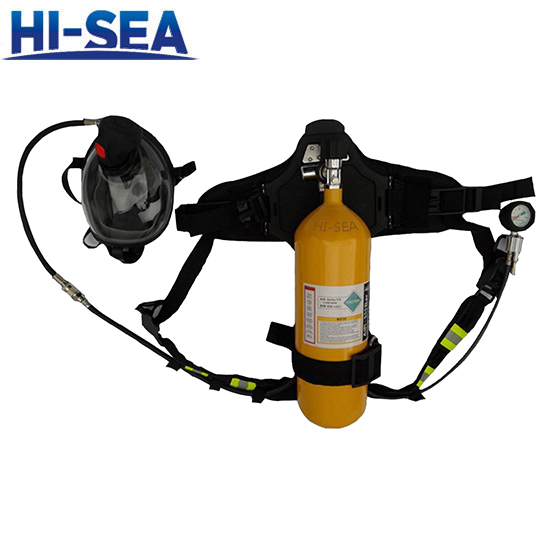 Marine Self-contained Positive Pressure Air Breathing Apparatus