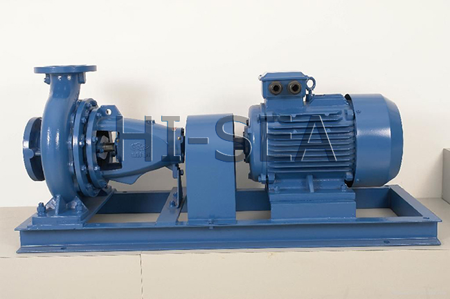 The Picture of CWL Series Marine Horizontal Centrifugal Pump