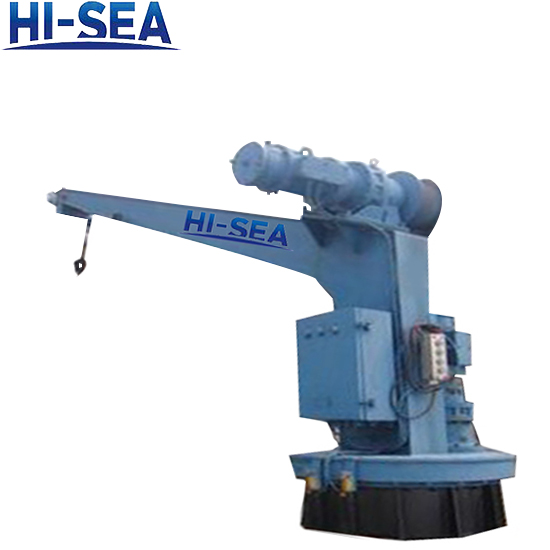 Electric Slewing Crane